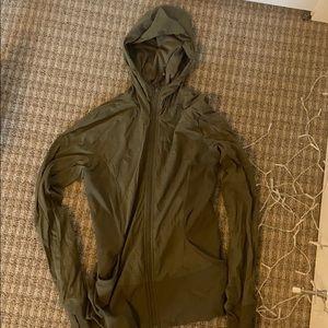 Iululemon dance studio jacket